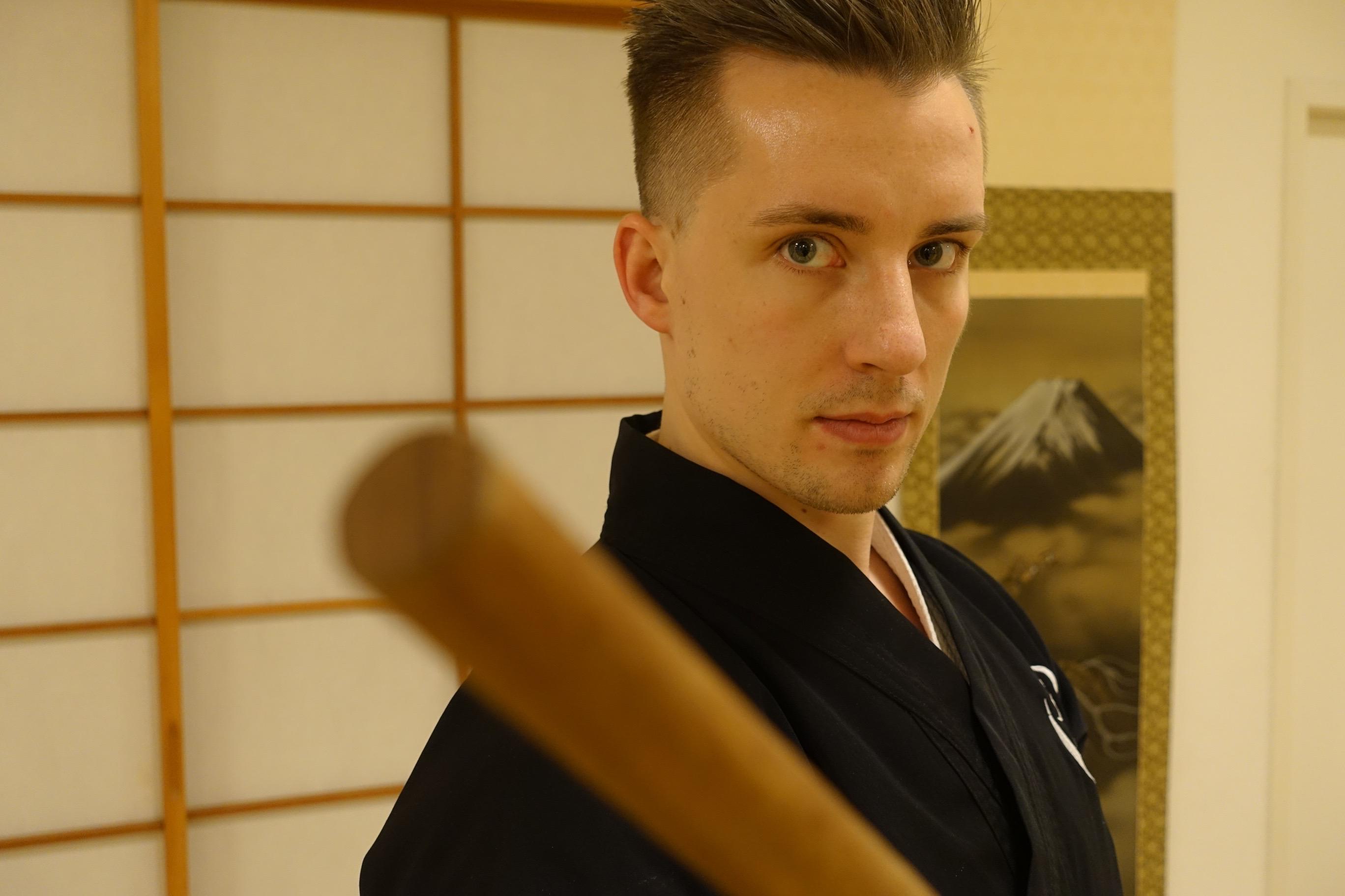 Tenshinkai Dojo Hamburg - Schule für japanische Kampfkunst