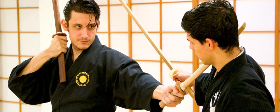 Nito Ryu Kenjutsu - Kampfkunstschule in Hamburg