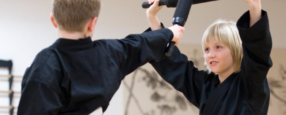 Kampfkunst für Kinder in Hamburg