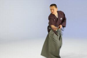 Niina Soke - Mugai Ryu Meishi Ha